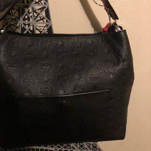 030582ea02 MCM Bags - Klara hobo monogrammed leather (medium)
